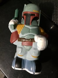 Star wars boba Fett toy Downey, 90242
