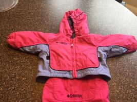 Infant Winter Jacket/ Pant