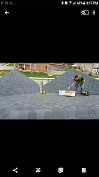 Repairs. reroofing  flat roof. eav cleaning  Vaughan