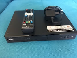 LG 3D BLU RAY -DVD PLAYER
