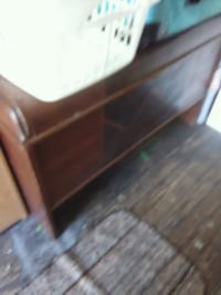 Antique cheder chest