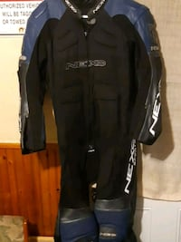 Nexo Sports GT Pro Leather Racing Suit Hamilton, L9B 1Z2