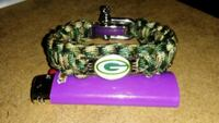 purple and green beaded bracelet Los Banos, 93635