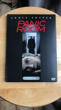 Panic Room DVD Movie