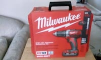 red and black Milwaukee cordless drill Surrey, V4N 2T3