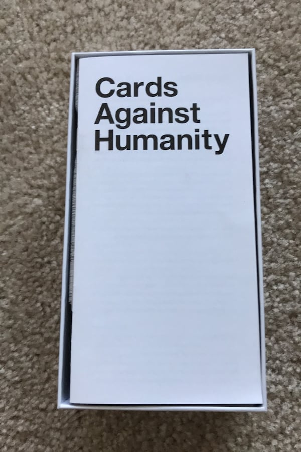 Cards Against Humanity 8de8ffe7-00d9-49e1-ab12-5f82519bc264