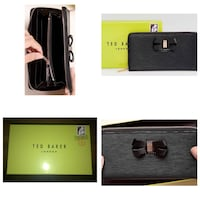 Ted Baker bow detail wallet Calgary