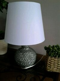 Small lamp with unique base Kitchener, N2K 4J7