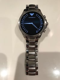 Emporio Armani smart watch Milton, L9T 1V2