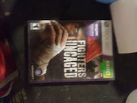 xbox 360 fighters incaged