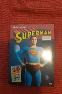 Superman season 1 complete set