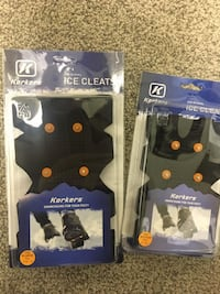 ice cleats St Albert