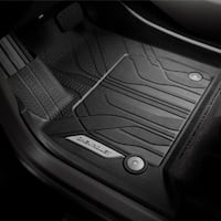 2018 Chevrolet Traverse All weather floor mats. Less than 6months old, almost new. Best offer gets them.