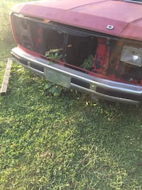 1980 Ford Front bumper  Hedgesville, 25427