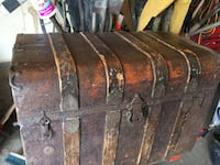 antique 1800 Scottish trunk 180obo Edmonton