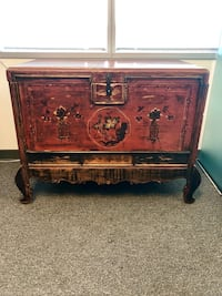 One of a kind vintage Chinese chest Upper Marlboro, 20772