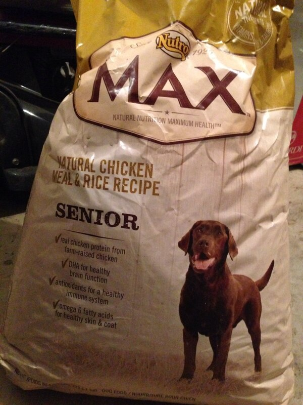 Used Nitro Max Chicken And Rice Senior Dog Food For Sale In Upper