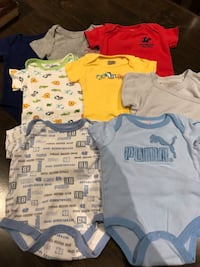 0-3 months baby clothes Mississauga, L5A