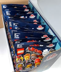 The LEGO Movie Complete Series of 16 Minifigures Sealed