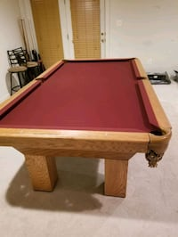 Pool table Edmond