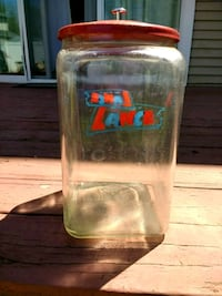 Large collectable lance jar. On eBay for 175.00 Philadelphia, 19153