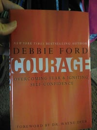 Debbie Ford Courage book