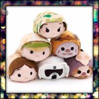 Tsum Tsum Star Wars collection Columbia, 21044