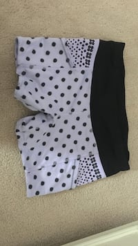 Lululemon dotted print shorts