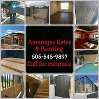 Fence and gate repair Albuquerque