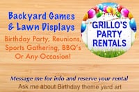 Party Rentals  Mobile