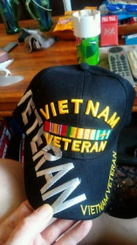 Brand new vets ball cap. Deal's on multiple purchases.