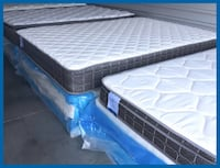$25 DOWN & TAKE YOUR NEW LUXURY MATTRESS HOME TODAY!!!!