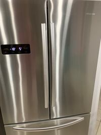 Stainless Steel refrigerator  Milton, L9T