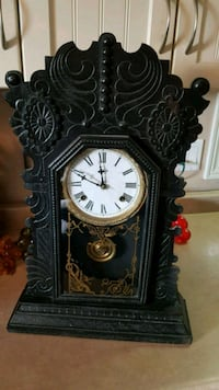 Antique 1890s Gingerbread Clock EXCELLENT COND.! Niagara Falls