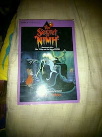 The secret of nimh book