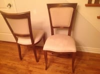 Dining chairs Toronto, M4L 3Y7