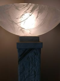 6ft Stone Lamp Longwood, 32750