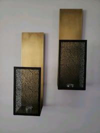 Candles wall support from Crate&Barrel Mississauga, L4Y 2B2