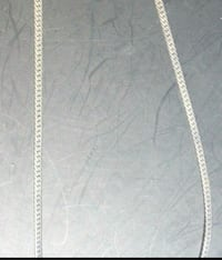 14KT WHITE GOLD CHAIN/ NECKLACE Chicago, 60630