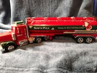 Sears Christmas themed tanker truck  Front Royal, 22630