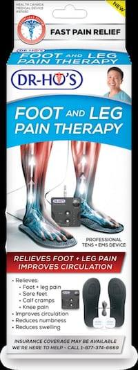 DR-HO'S Foot and Leg Pain Therapy