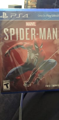 Brand new Spider-Man for PS4 San Leandro, 94577