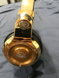 Monster 24K Limited Edition Headphones lightly used Toronto, M2R 3B1
