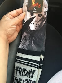 Friday the 13th socks Houston, 77019