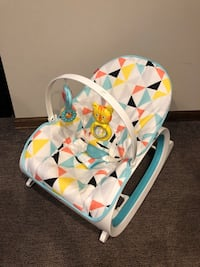 Fisher Price Infant Rocket. MSRP $48 Sioux Falls, 57108