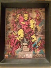 Iron man 3d picture Syracuse, 13212