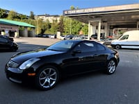 Team West Auto Group 2005 Infiniti G35 Coupe Local No accident Low km Clean g35 350z