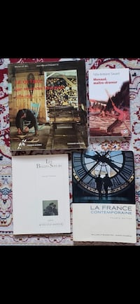 French novels for sale Toronto, M9W