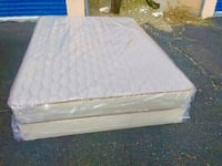 New Queen Mattress and Box Spring-FREE DELIVERY! El Paso, 79936