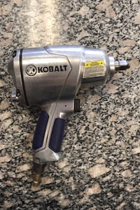 Kobalt Air Impact Wrench